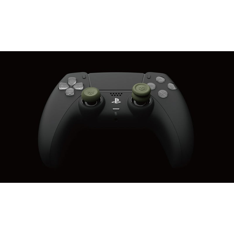 Skull & Co. PRO Thumb Grip Set for Nintendo Switch Pro / PS4 Controller (Black)