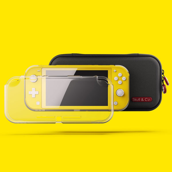 Skull & Co. LiteCase Bundle For Nintendo Switch Lite