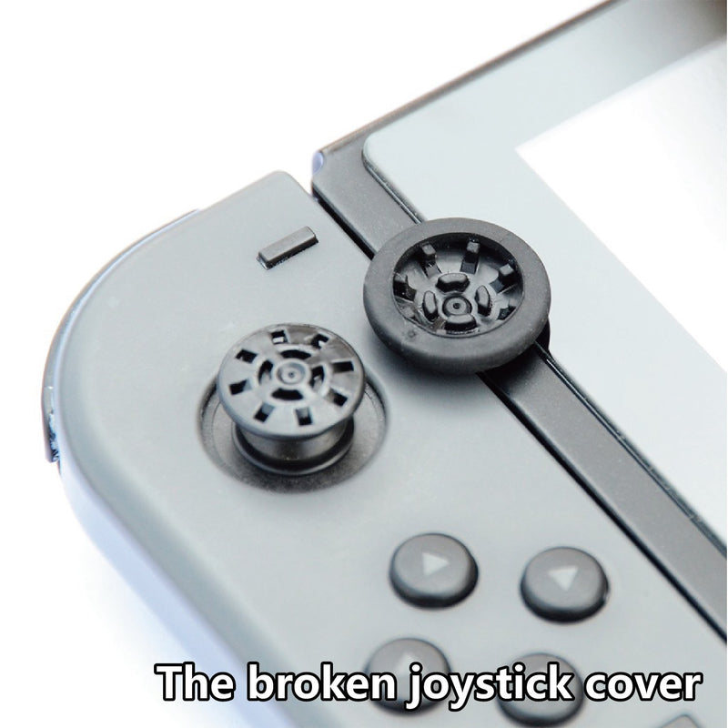 Skull & Co. Replacement Joystick Covers For Nintendo Switch (Repair Parts)