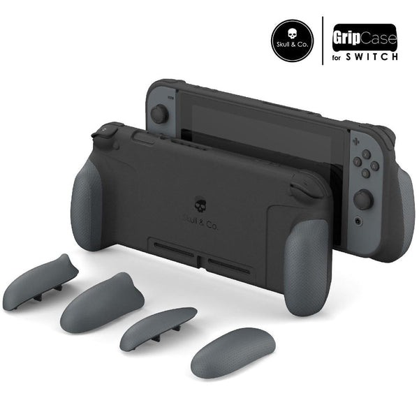 Skull & Co. GripCase for Nintendo Switch - Grey