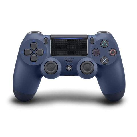 Sony PS4 PlayStation 4 DualShock 4 Wireless Controller V2 (Midnight Blue)