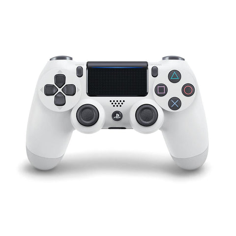 Sony PS4 PlayStation 4 DualShock 4 Wireless Controller V2 (Glacier White)
