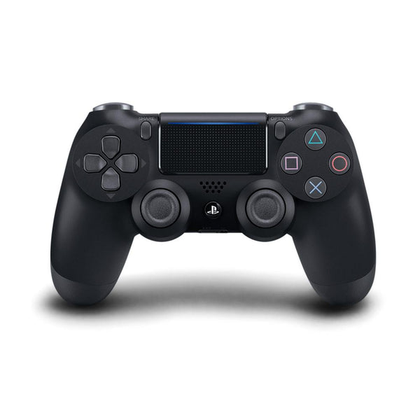 Sony PS4 PlayStation 4 DualShock 4 Wireless Controller V2 (Jet Black) Controllers PlayStation