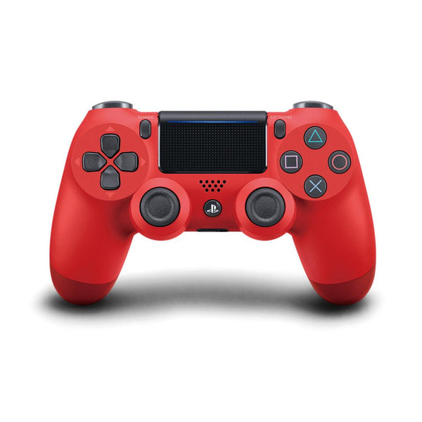 Sony PS4 PlayStation 4 DualShock 4 Wireless Controller V2 (Magma Red)
