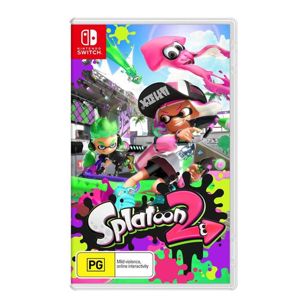 Splatoon 2 (Nintendo Switch) Games Nintendo
