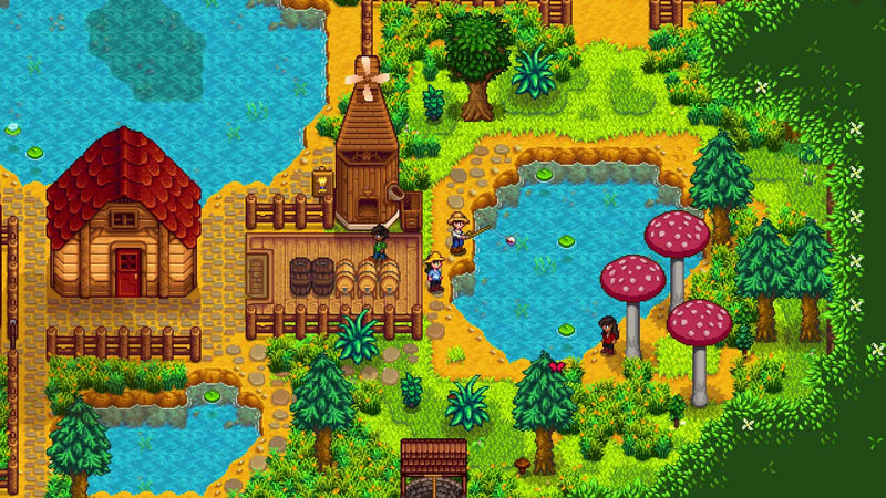 Stardew Valley (Nintendo Switch)