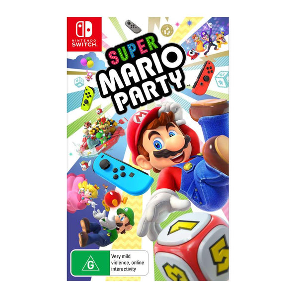 Super Mario Party (Nintendo Switch) Games Nintendo