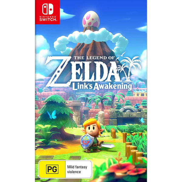 [PRE-ORDER] The Legend of Zelda: Link's Awakening (Nintendo Switch) (Release Date: Friday 20/9/19)