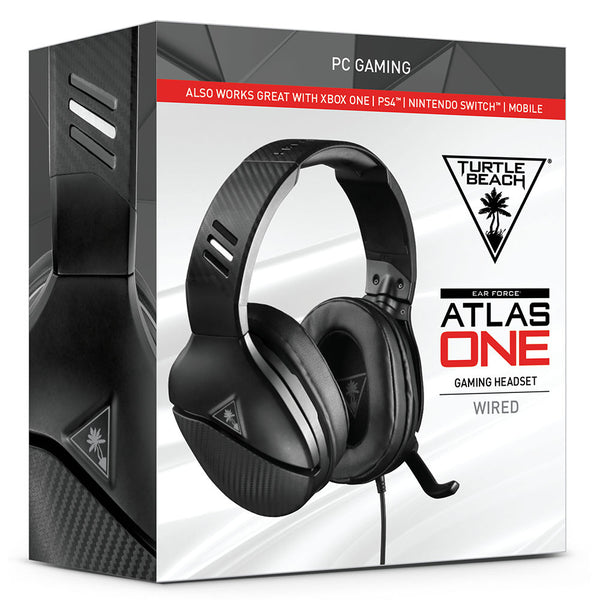 Turtle Beach Ear Force Atlas One Wired Gaming Headset (PC/PS4/Xbox One/Switch)