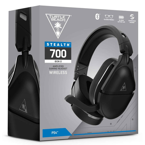 Turtle Beach Stealth 700 Gen 2 Premium Wireless Surround Sound Gaming Headset (PS5 & PS4) - (PRE-ORDER - ETA EARLY MARCH)