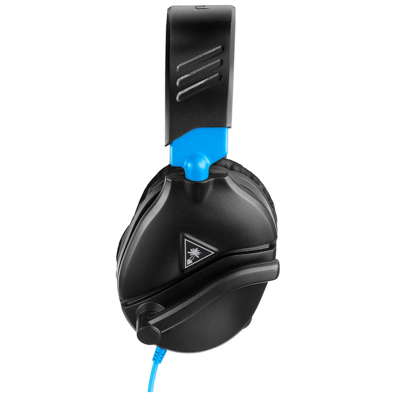 Turtle Beach Ear Force Recon 70 Wired Gaming Headset (Black/Blue) (PS4/Xbox One/Switch/PC)