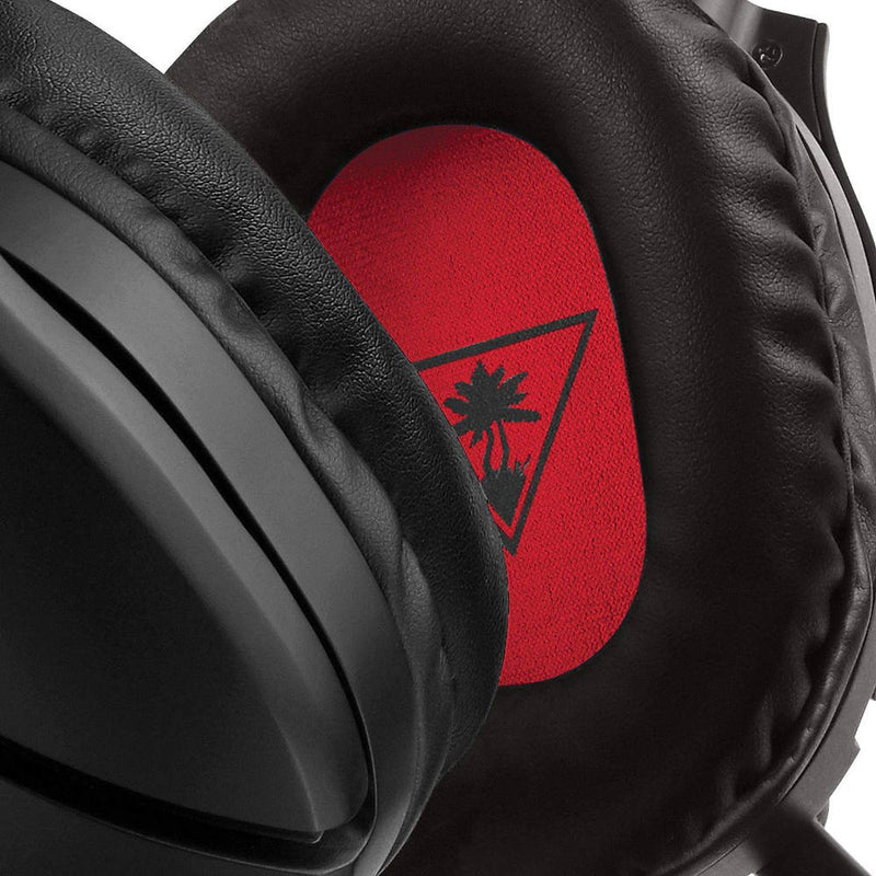 Turtle Beach Ear Force Recon 70 Wired Gaming Headset (Black/Red) (Nintendo Switch/PS4/Xbox One/PC)
