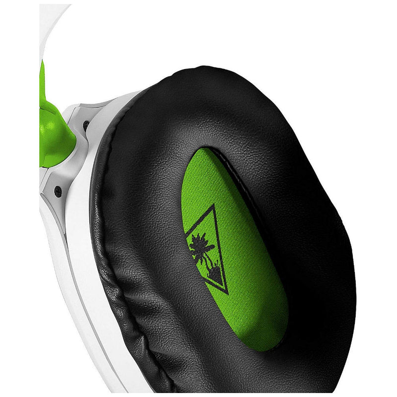 Turtle Beach Ear Force Recon 70 Wired Gaming Headset (White/Green) (Xbox One/PS4/Switch/PC)