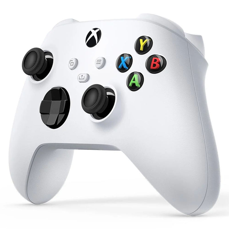 Xbox Wireless Controller (Robot White) (Xbox One/Series X)