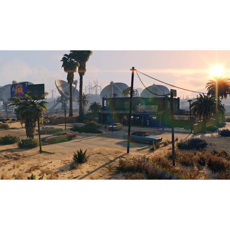 Grand Theft Auto V (GTA 5) (PS4) Games Rockstar Games
