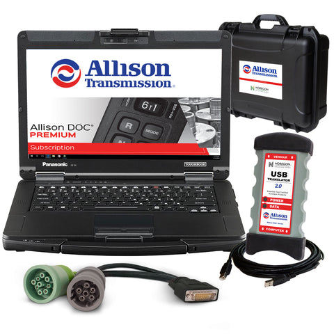 PC Diagnostic Kit with Allison DOC® Premium