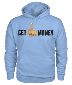 GET BARBER MONEY HOODIE T-SHIRT - Hiki10 Collection