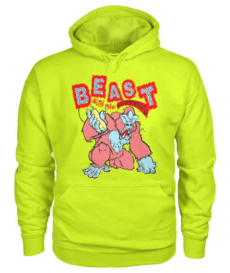 Beast With the Clipper T-Shirt and Hoodies! - Hiki10 Collection