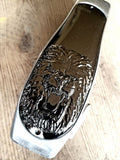 Andis Masters 3D Hematite Lion Cooling Faceplate Lids