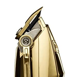 Babyliss Pro GOLD FX FX870G Cord/Cordless Adjustable Clipper Lithium-Ion