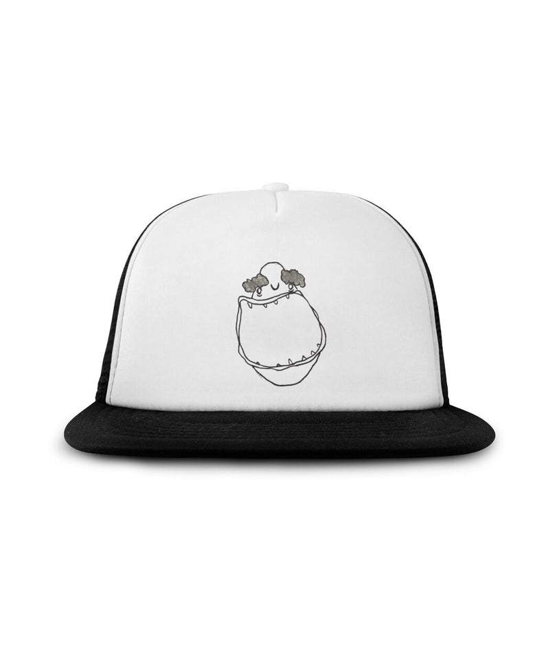 BIG MOUTH Trucker Cap by Alhumaine Sublimation Hat