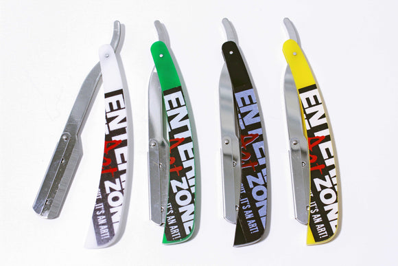 ETAZ Contemporary Logo Razors - Hiki10 Collection