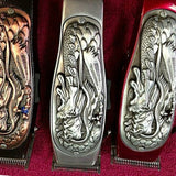 NEW COLLECTION Chinese Dragon Andis Fade Masters Hair Clipper Lid