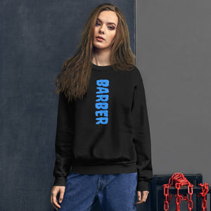 BARBER by HiKI10 Unisex Sweatshirt