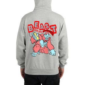 Beast With the Clipper Champion Hoodie t-shirt - Hiki10 Collection