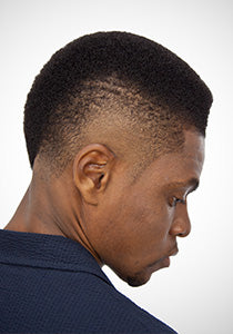 Step-by-Step Retro Flattop Mohawk