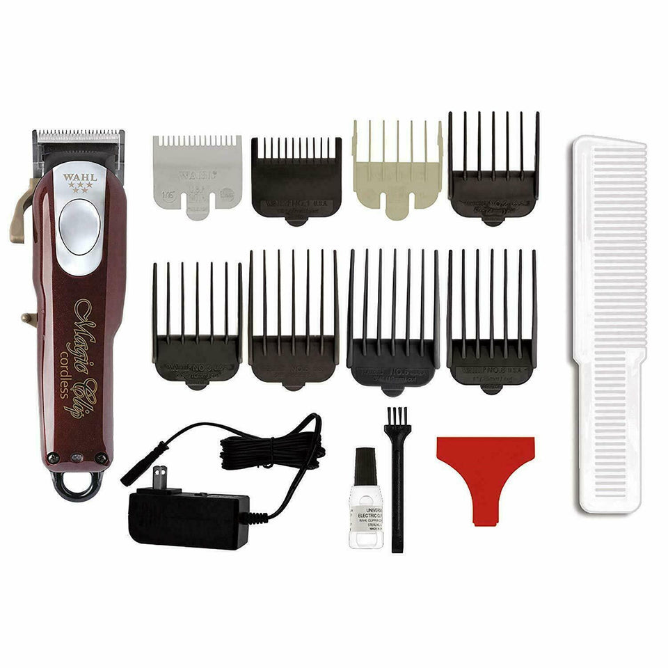 Wahl Professional 5 Star series Magic Clip Cordless Fade Clipper 08148