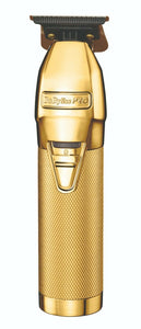 BaByliss PRO Gold FX Skeleton Exposed T-Blade Cordless Trimmer FX787G