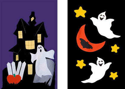 Spooky Halloween Flags from Flag Lady Gifts