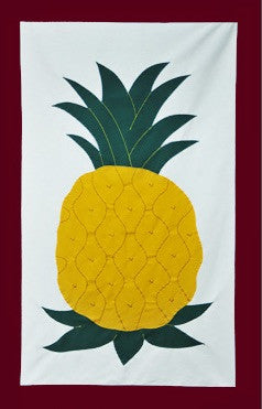 Why is a Pineapple Flag the Symbol of Hospitality and Welcome?
