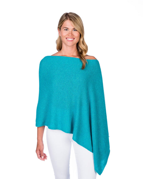 Claudia Nichole Cashmere Dress Topper - Capri