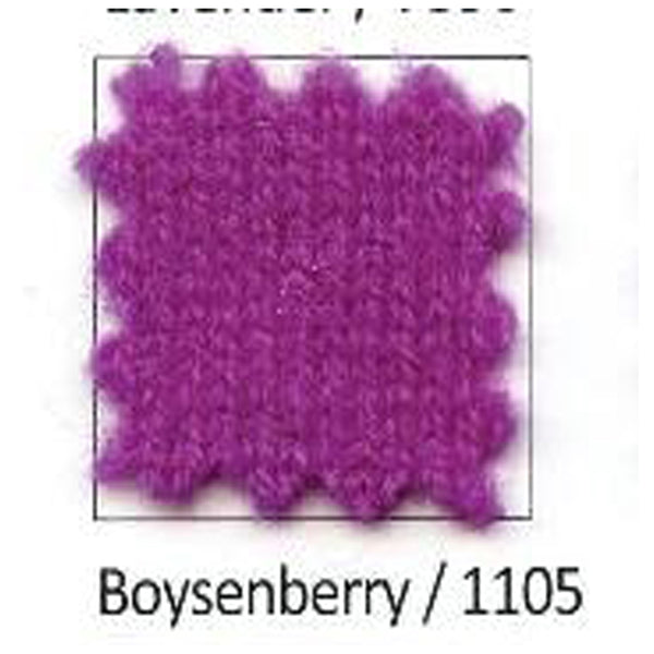 Alashan Cashmere Luxe travel Wrap -Boysenberry