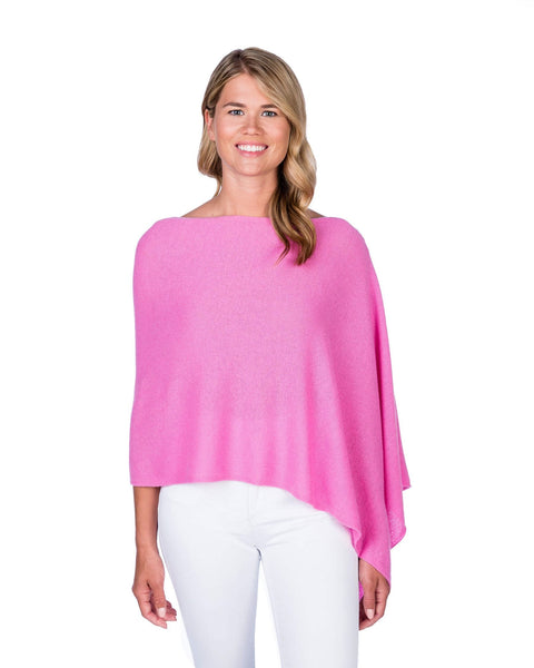 Copy of Claudia Nichole Cashmere Dress Topper - Candy