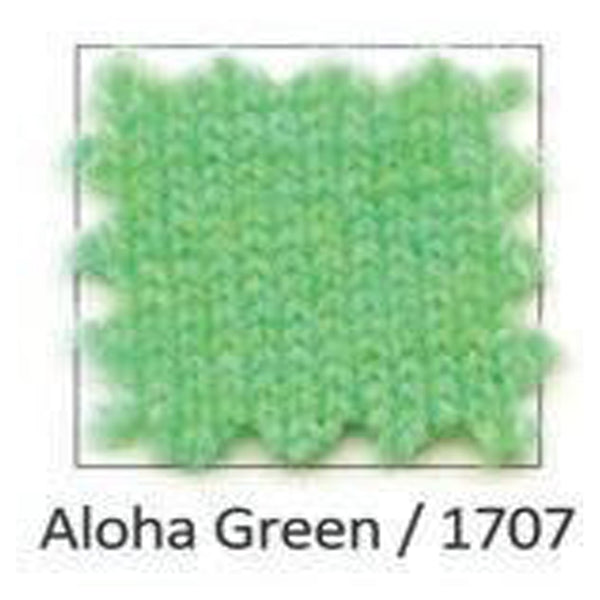 Alashan Cashmere Luxe travel Wrap - Aloha Green
