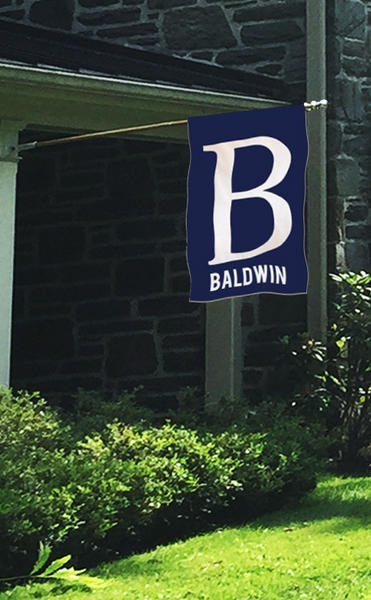 Baldwin School House Banner