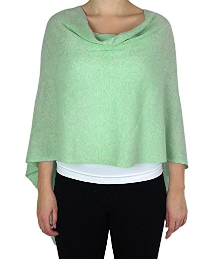 Claudia Nichole Cashmere Dress Topper - Mint