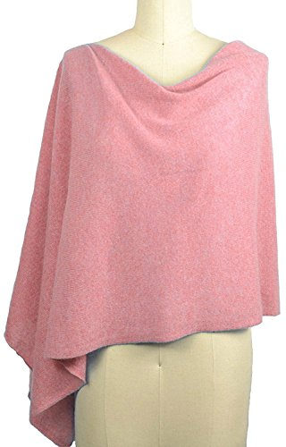 Claudia Nichole Cashmere Dress Topper - Cupid