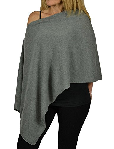 Claudia Nichole Cashmere Dress Topper - Sage