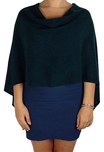 Claudia Nichole Cashmere Dress Topper - Greenbriar