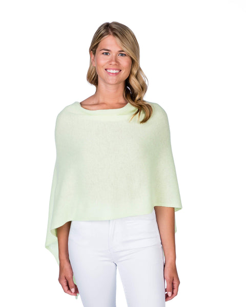 Claudia Nichole Cashmere Dress Topper - Limonata
