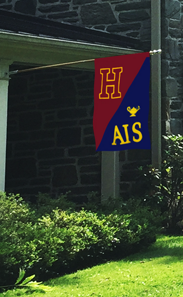 Haverford/Agnes Irwin School Flag