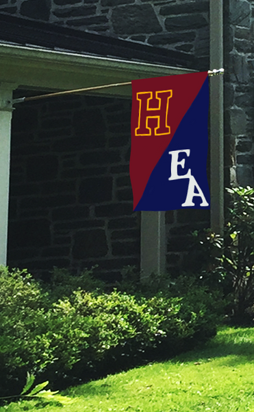 Haverford/Episcopal Academy CLOTH Flag - Only 2 Left!