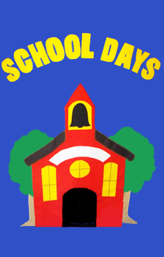School Days Back-to-School Flag
