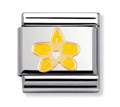 Authentic Nomination Link - Orchid - Enamel