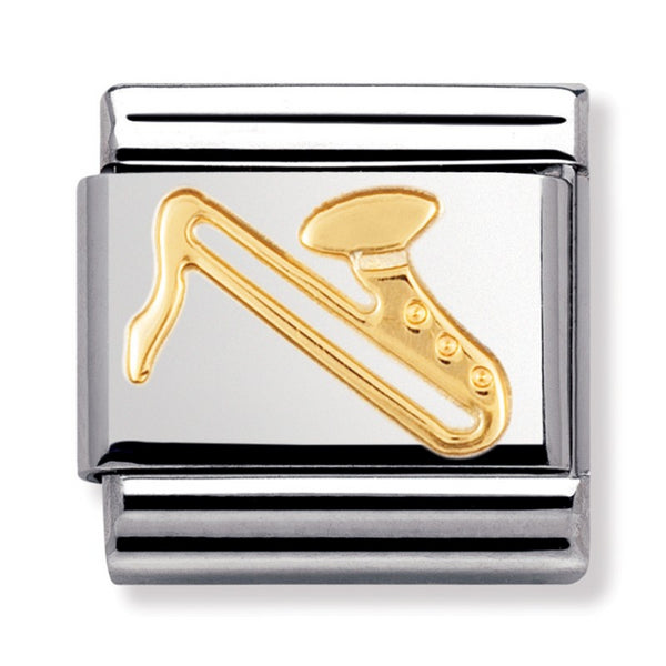 Authentic Nomination Link - Saxophone - Enamel