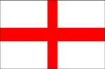 St George's Cross Flag-3' x 5'